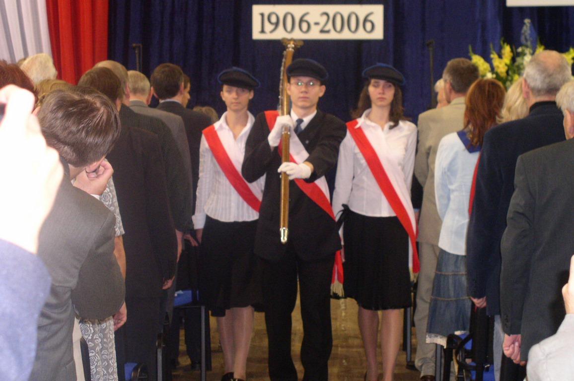 Obchody stulecia szkoły 1906 – 2006 fotorelacja
