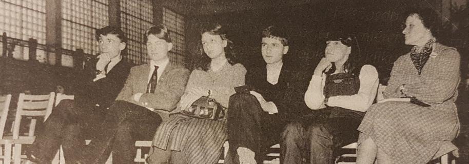 """""""Pół szkoły, albo więcej, nosiło oporniki…"""" – wspomnienia Stanisławy Drozdowskiej, Dyrektorki XI LO w latach 1984 – 1985"""